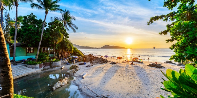 Thailand is planning to allow fully vaccinated tourists to visit Phuket without quarantining starting July 1. If the reopening succeeds, the country could expand reopening to other tourist hotspots. (iStock)