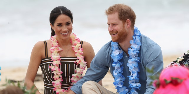 Prince Harry said that his family dynamic changed after he and Meghan Markle toured Australia. (Photo by Chris Jackson-Pool/Getty Images)