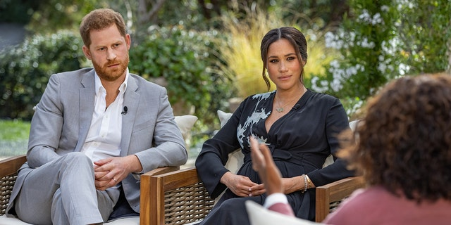Prince Harry and Meghan Markle recently made several allegations against the royal family including racism and ignoring mental health needs in a tell-all interview with Oprah Winfrey. (Getty Images)