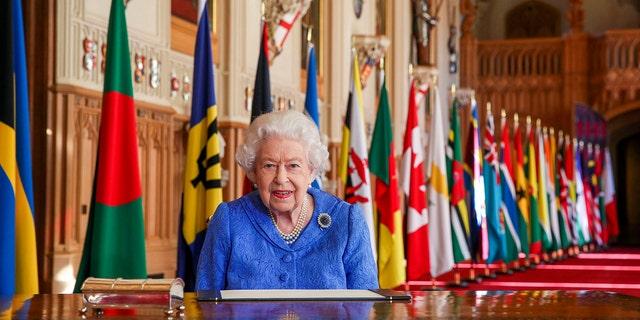 Queen Elizabeth highlights unity amid the coronavirus hours before Meghan Markle, Prince Harry interview.jpg
