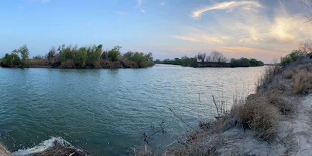 Danny Villarreal's land backs up to the Rio Grande River leaving his property vulnerable to migrants trying to cross the U.S.-Mexico Border.