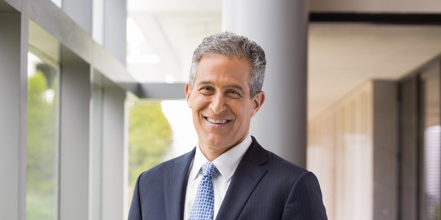 Dr. Richard Besser, president and CEO of the Robert Wood Johnson Foundation.