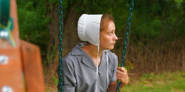 In 'Return to Amish', Rebecca expressed her desire to explore the rest of the world.