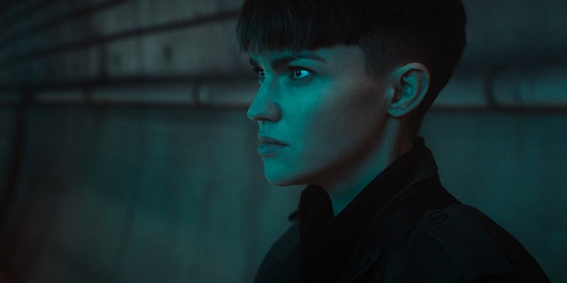 Ruby Rose plays Grace Lewis, a mercenary, who seizes control of a passenger train heading to Paris from London.