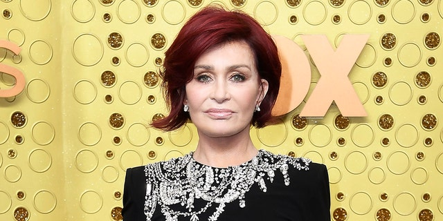 Sharon Osbourne left 'The Talk' after an on-air argument about race. (Photo by Frazer Harrison/Getty Images)
