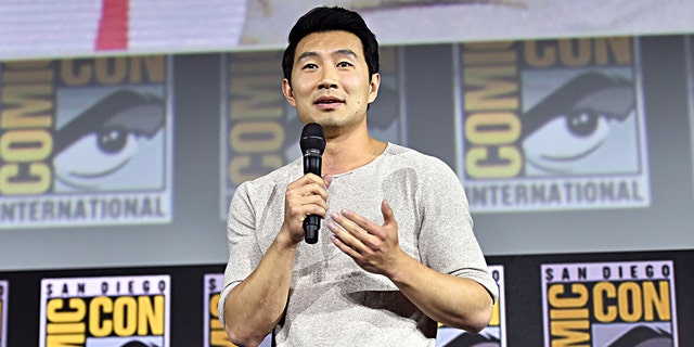 Simu Liu will star in Marvel's 'Shang-Chi and the Legend of the Ten Rings.' (Photo by Alberto E. Rodriguez/Getty Images for Disney)