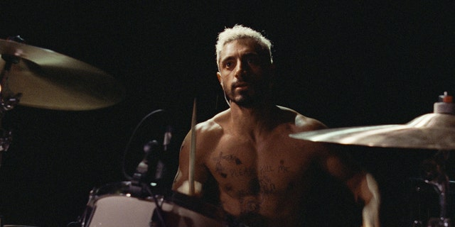 'Sound of Metal' starring Riz Ahmed (pictured) is nominated for best picture this year.