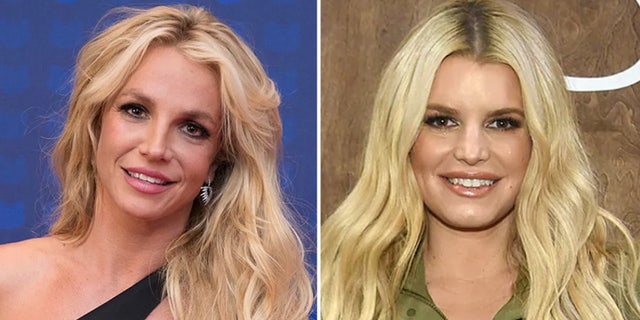 Jessica Simpson says she did not watch 'Framing Britney Spears.'