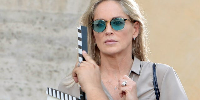 Actress Sharon Stone revealed her nephew is in the hospital with organ failure.