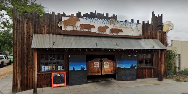 Tinhorn Flats Saloon & Grill, located in Burbank, Calif.