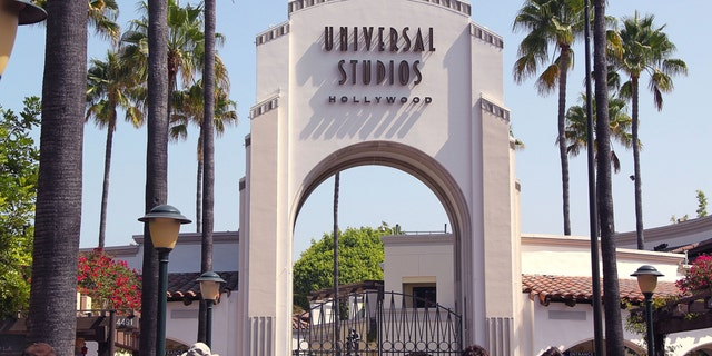 Universal Studios Hollywood could be allowed to reopen by April 1, if Los Angeles County enters California's