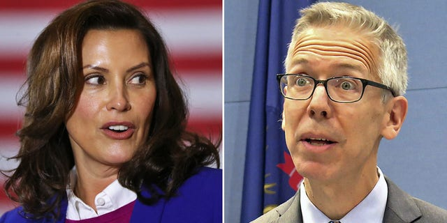 Gov. Gretchen Whitmer and the state's former health director, Robert Gordon agreed to waive a confidentiality clause related to the health director's $155,000 severance amid his abrupt resignation in January.