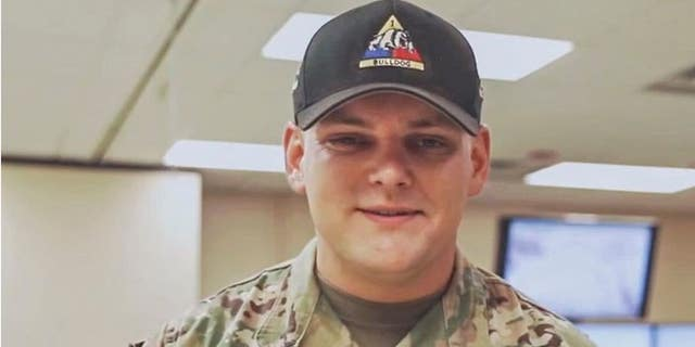 Sgt. 1st Class Allan Edwards was allegedly killed by his 13-year-old stepson. (U.S. Army)