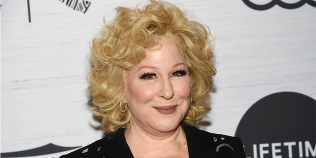 Honoree Bette Midler attends Variety's Power of Women: New York presented by Lifetime at Cipriani 42nd Street on Friday, April 5, 2019, in New York.