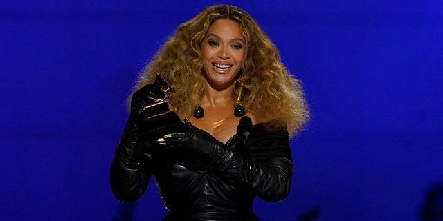 Beyonce Vma 2021