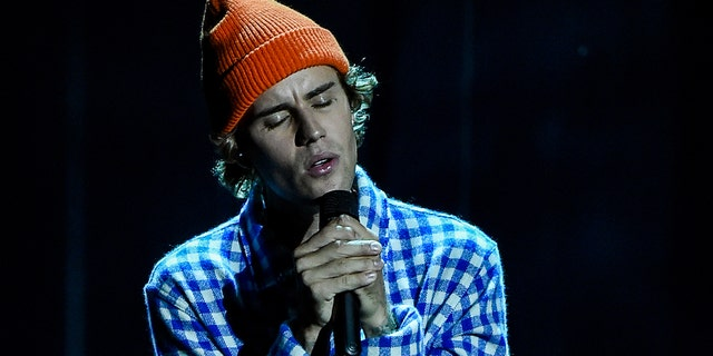 Singer Justin Biber recently visited a Los Angeles Country prison to support faith-based programs. (ABC)
