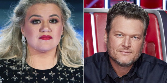 Kelly Clarkson defends herself against Blake Shelton's claims she's 'gone Hollywood,' forgotten 'her roots'.jpg