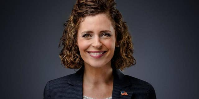 Julia Letlow, R-La., is running to succeed her late husband Luke Letlow who died Dec. 29, 2020, at the age of 41 from complications of coronavirus -- just days before he was to be sworn into office as the next congressman from Louisana's 5th congressional district.