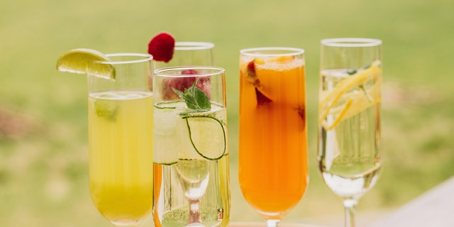 From coast to coast, the most popular cocktail in the U.S. was the beloved mimosa.