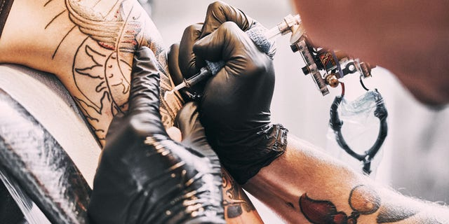 A new tattoo parlor is opening up in New York that specializes in temporary tattoos.