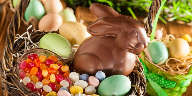 A new survey says that nearly half of Americans agree that the best part of Easter is the candy.