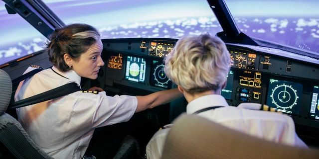 """Drawing on a """"modest recovery scenario,"""" the authors predicted a global pilot shortage will hit in 2023, but most likely before."""