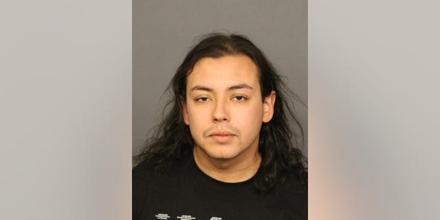 Jacob Raffit Ibarra was arrested Friday and charged in connection with a March 1 incident, authorities say. (Denver Police)
