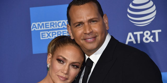 Jennifer Lopez and Alex Rodriguez started dating in 2017.