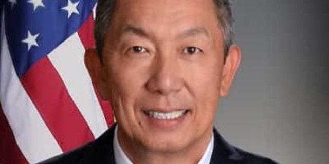 Board of Trustees member Lee Wong