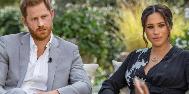 Prince Harry and Meghan Markle's March 7 interview with Oprah Winfrey was reportedly watched by nearly 50 million people worldwide.