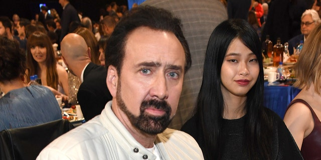The 57-year-old actor married his girlfriend Rico Shibata at the age of 26 at a ceremony in Las Vegas on February 16, Fox News can confirm.  (Photo: Kevin Mazur / Getty Images for Independent Film)