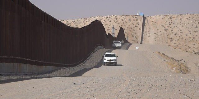 U.S. Customs and Border Protection officials continue to shift manpower across the southwest to deal with migrant traffic. The DEA says they're working closely with other agencies to combat this issue (Stephanie Bennett/Fox News).