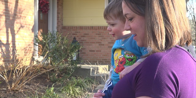 Beth Sammons was eligible for a COVID-19 vaccine right away because of her job.