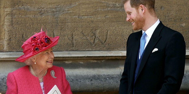 Prince Harry told Oprah Queen Elizabeth, Prince Philip were not part of conversations over Archie's skin tone.jpg