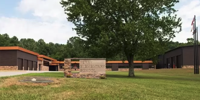 """The Mount Morris home, also known as the """"School House,"""" was built in 1965."""