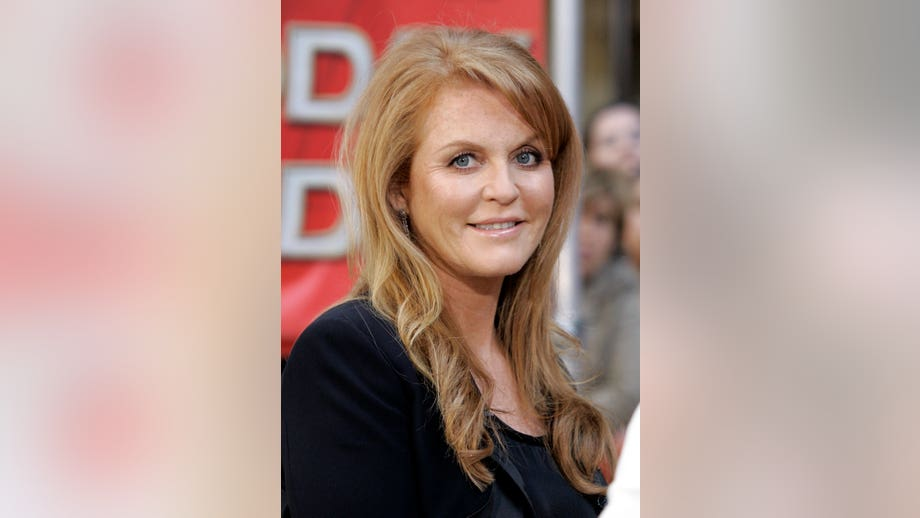 Duchess of York Sarah Ferguson described royal life as 'not a fairytale' in 1996 Oprah interview