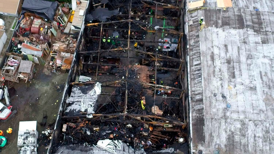 California Ghost Ship warehouse founder gets nine years in prison in inferno that killed 36