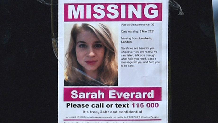 Missing UK woman seen in security video walking alone