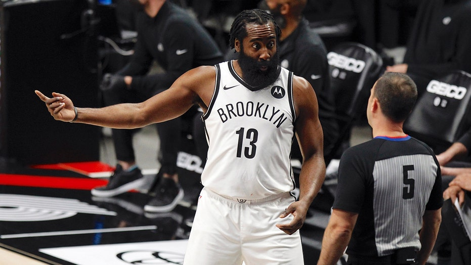 Harden commits to US Olympic men's team for Tokyo