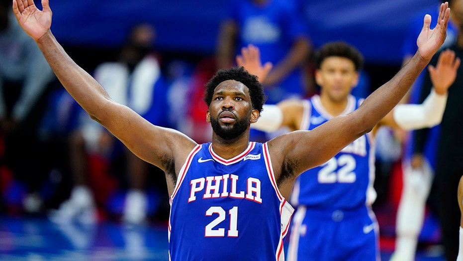 Joel Embiid doubtful for Game 5 with knee injury
