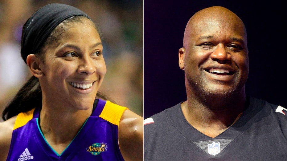 Shaq and Candace Parker spar over whether the Knicks are 'back'