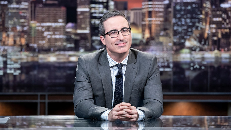 John Oliver called out by 10-year-old Israeli girl over 'war crime' comments made on 'Last Week Tonight'