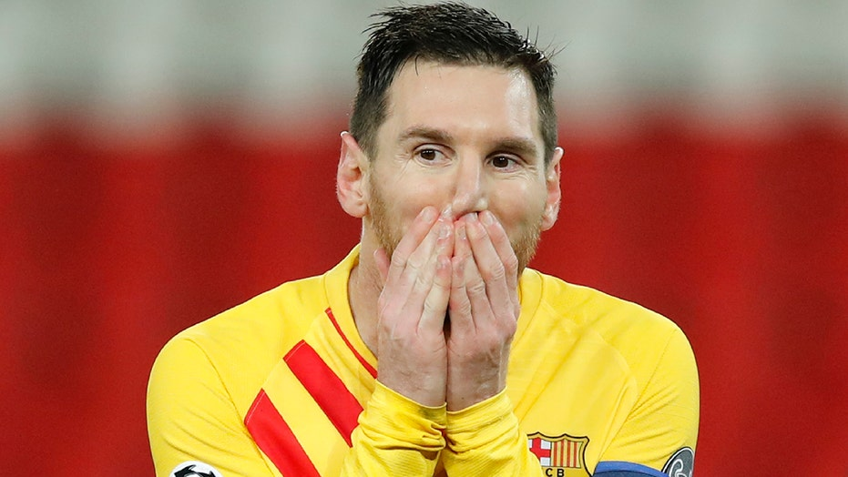 Lionel Messi leaving FC Barcelona after historic career with club