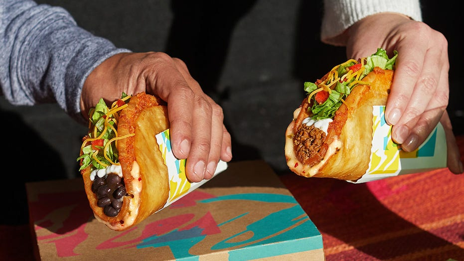 Taco Bell's Quesalupa leaving the menu again this month: report