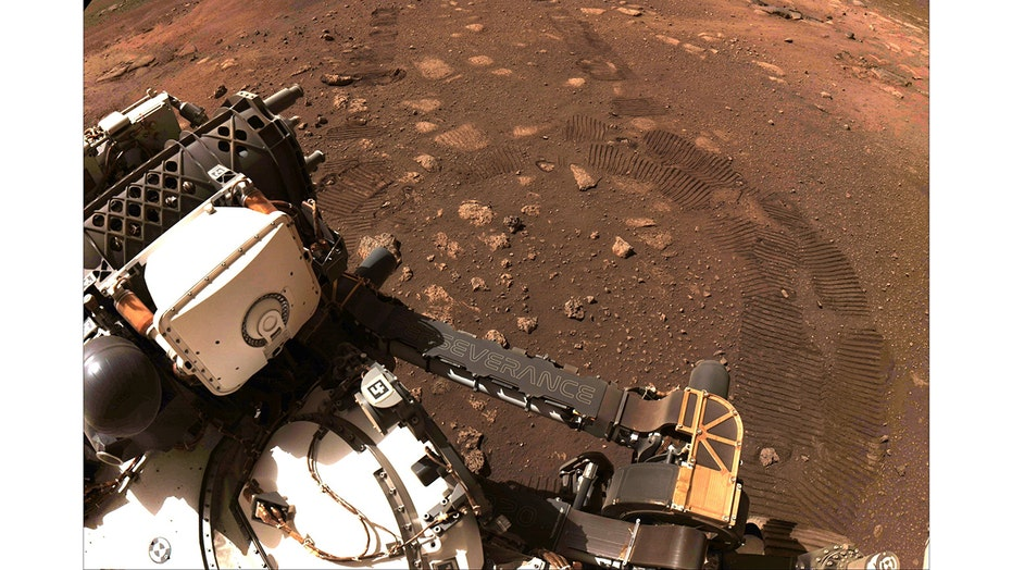 Mysterious rumblings from inside of Mars detected by NASA lander