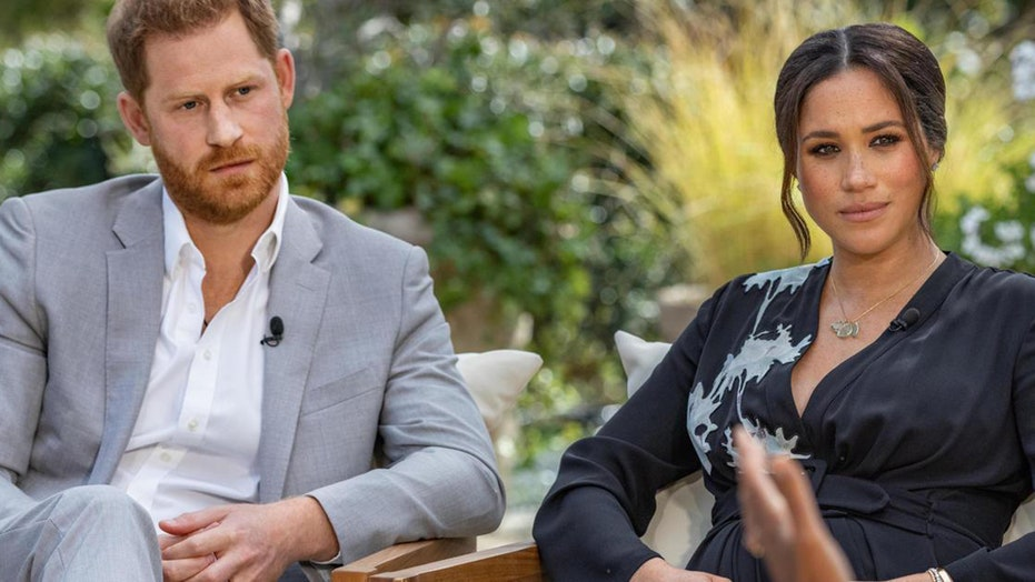 Prince Harry says Princess Diana was 'chased to her death,' saw 'history repeating' with wife Meghan Markle