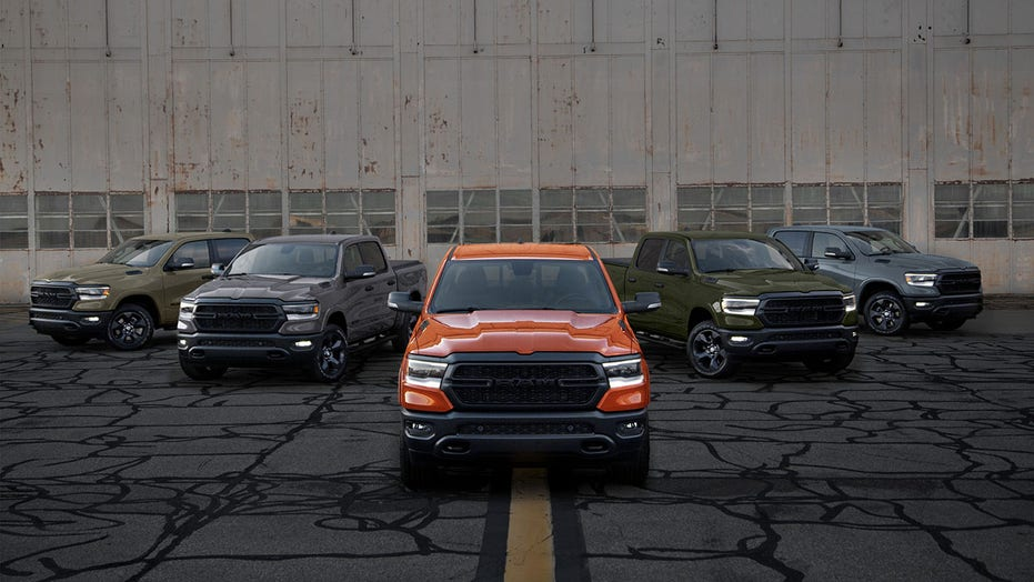Fox News Autos test drive: 2021 Ram 1500 TRX