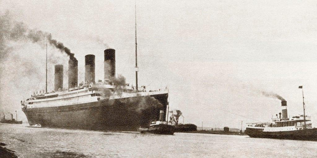 Postcard from Titanic hero to sister sells for big bucks