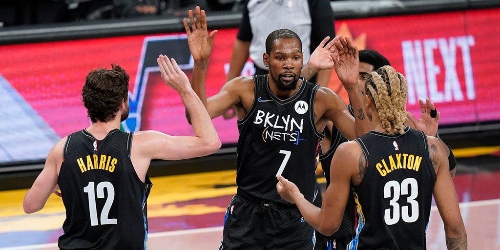 Durant's perfect return fuels Nets' 139-111 rout of Pelicans