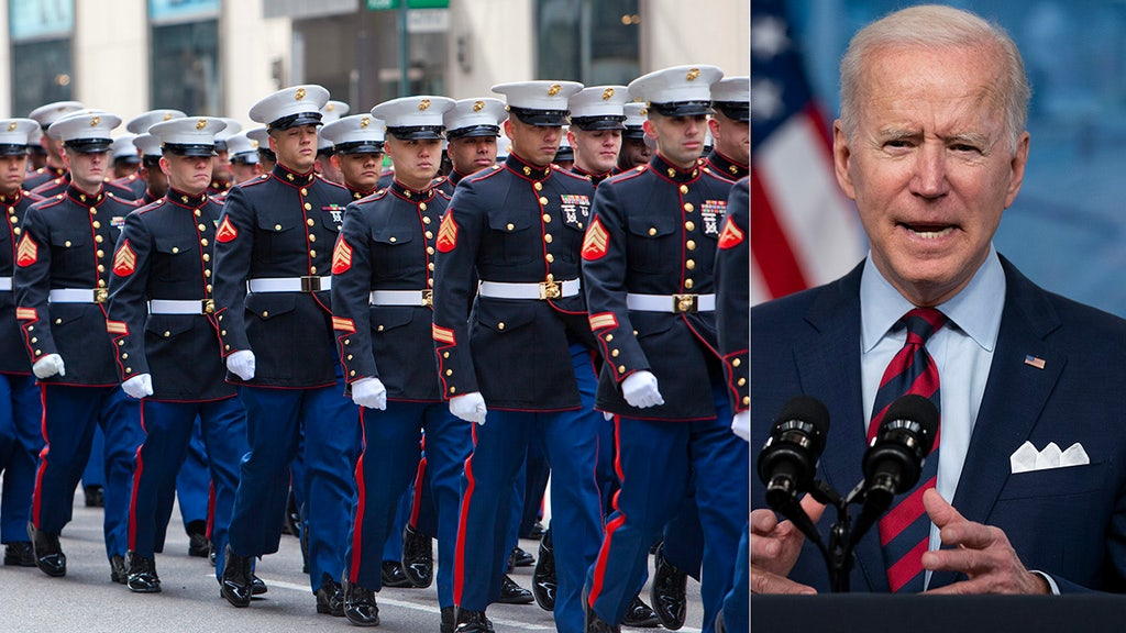 Marines presenting early test for Biden as commander-in-chief